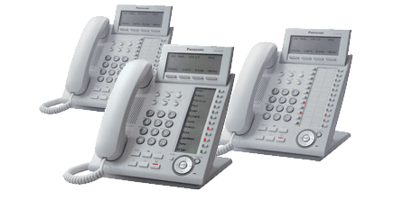 IP Panasonic KX-NT300